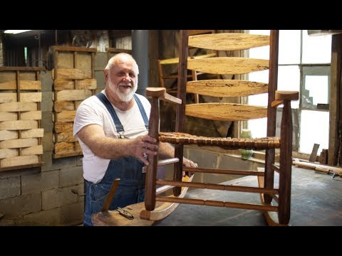 Made In NC: Wheeler's Chairs