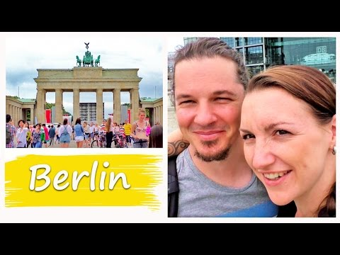 TRAVEL GERMANY | BERLIN | Vlog 54 - We're in the Big Smoke