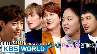 Entertainment Weekly   연예가중계 - Kyuhyun, Kangta, Hyunwoo [ENG/中文字幕/2016.11.14]