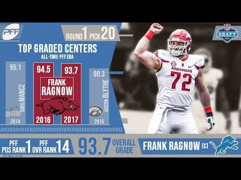 Detroit Lions Draft Picks | PFF