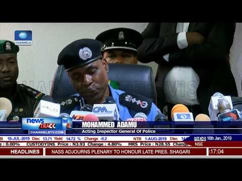 Acting IGP, Adamu Warns Politicians Against Threatening Democracy