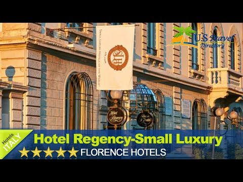 Hotel Regency-Small Luxury Hotels of the World - Florence Hotels, Italy