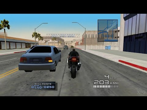 Headhunter PS2 Gameplay HD (PCSX2)