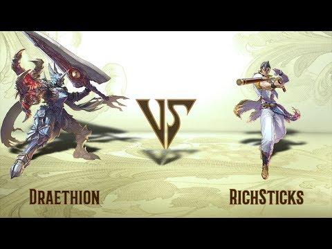 Draethion (Nightmare) VS RichSticks (Maxi) - Online Set (28.02.2020)