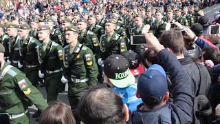 ПАРАД ПОБЕДЫ 9 МАЯ Санкт-Петербург, 2017