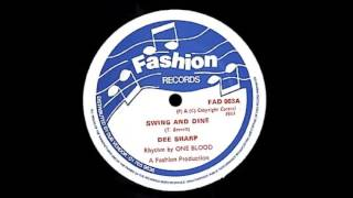 Dee Sharp - Swing And Dine