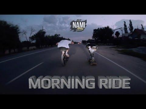 Longboard | BMX | Morning Ride | Bishkek,Kyrgyzstan