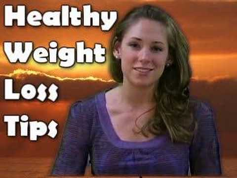 Healthy Weight Loss Tips – Nutrition by Natalie