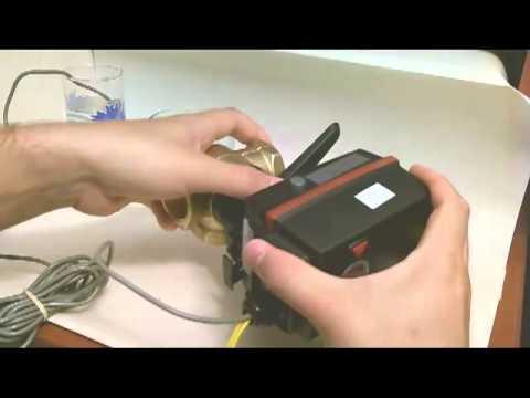 Трехходовой клапан с сервоприводом ESBE Часть3