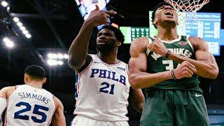 Philadelphia Sixers vs Milwaukee Bucks | Full Game