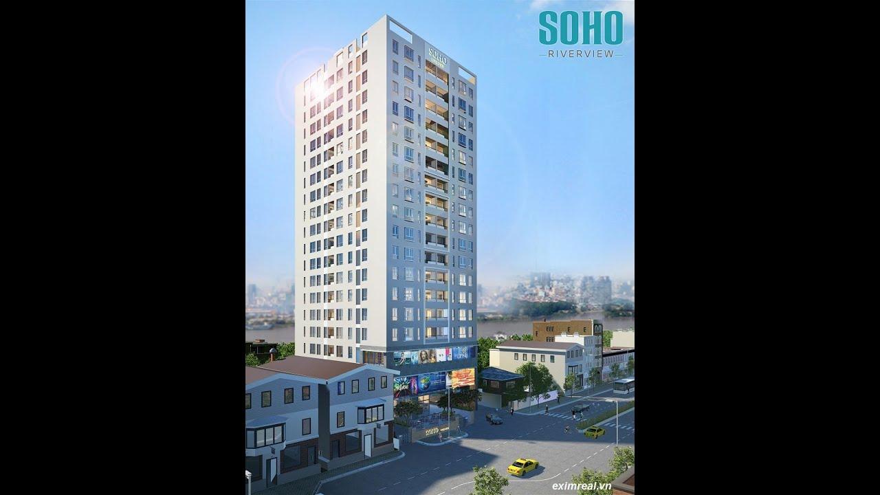 Căn hộ Soho Riverview Bình Thạnh tầng 4 ( Nhà mẫu Soho). Hotline: 0942.822.893