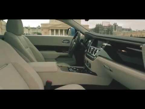 Тестик Rolls Royce