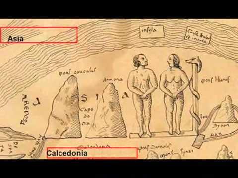 Mapa del Eden