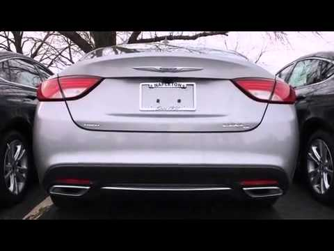 2015 Chrysler 200 C In Arlington Heights Il 60004 Youtube
