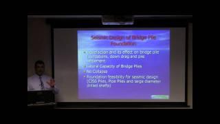 Astani Dept Seminar: Load Resistance Factor Design For California Highway Bridge Foundations