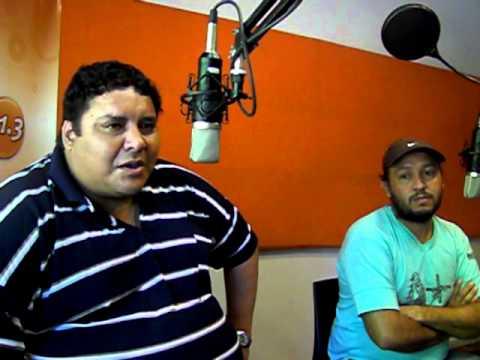 Murgueros de San Fernando en 168 Horas Radio