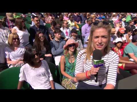 Live@Wimbledon 2016 – Middle Sunday