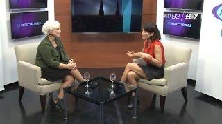 Especiales Hoy: entrevista a Marina Glezer