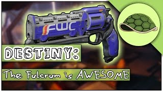 Destiny: Buy The Fulcrum NOW!