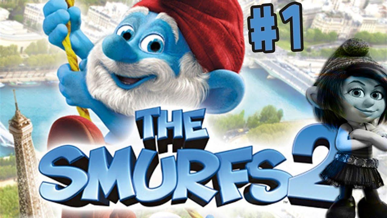 smurfs 2 games part 1 | bolla.co