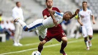 Přípravné utkání Česko - Rusko 2016 2:1