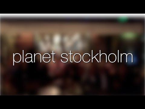 PLANET STOCKHOLM: NIGHT EDITION