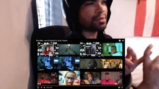 tech n9ne am i a psycho feat b o b and hopsin official music video reaction
