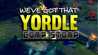 Repeat youtube video Instalok - Yordle Comp Stomp (Original Song)