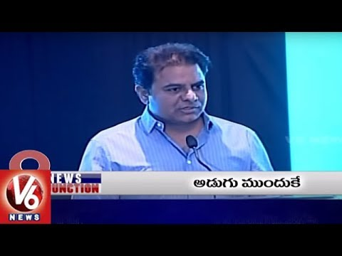 9PM Headlines | Formation Day Arrangements | IT Annual Report | Congress Bus Yatra | V6 News