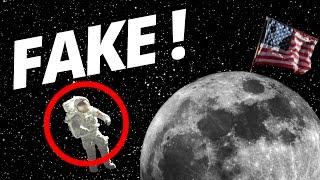 Top 5 des preuves irréfutables qu'on n'a jamais marché sur la Lune