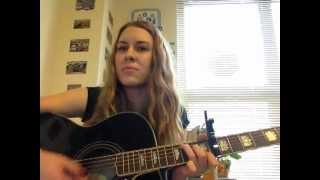 The Cup Song (When I'm Gone) - Lulu and the Lampshades Pitch Perfect (Cover with Guitar)