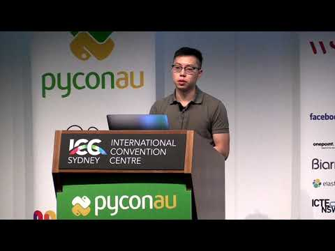 """""""Python Applications in Infrastructure Planning and Civil Engineering"""" - Ben Chu (PyCon AU 2019)"""