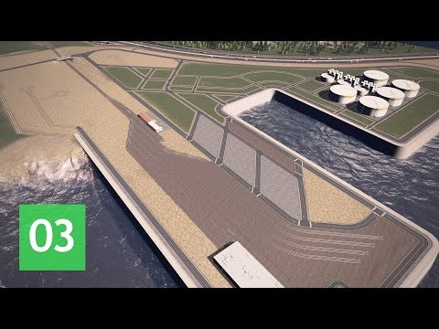 Cities Skylines: Wayside Valley - Ep.3: Starting The Industrial Area