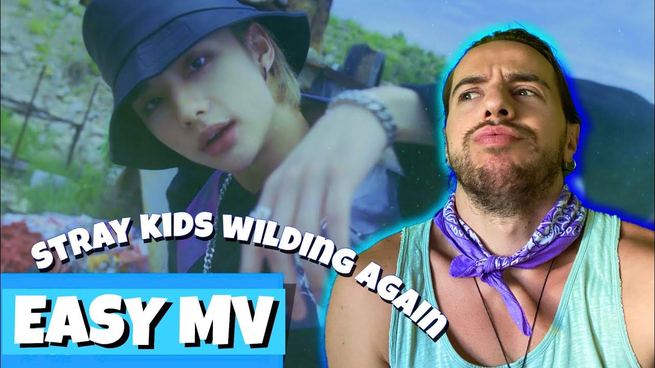 STRAY KIDS 'EASY' MV [DANCER REACTION]