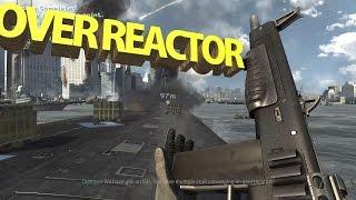 Call of Duty:Modern Warfare 3:Duty strategy in Over Reactor