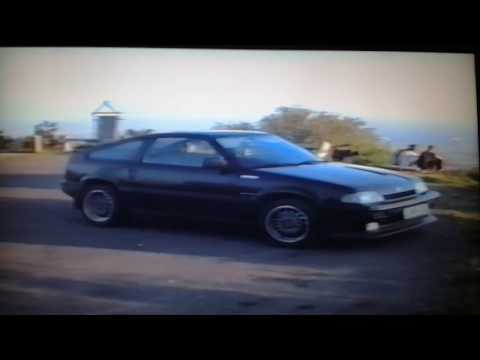Tokaj 1995 In My Honda CRX