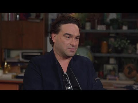 Living Biblically  Johnny Galecki Thinks Living Biblically's Chip Is Much Cooler Than Leonard