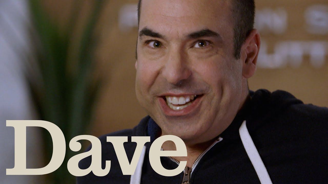 Rick Hoffman Rapid Fire Questions | Suits Season 5 | Dave