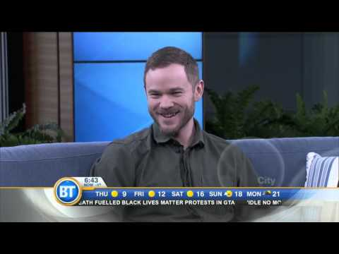 Aaron Ashmore talks about 'Regression'