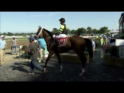 video thumbnail for MONMOUTH PARK 07-19-20 RACE 10 – THE JERSEY GIRL HANDICAP