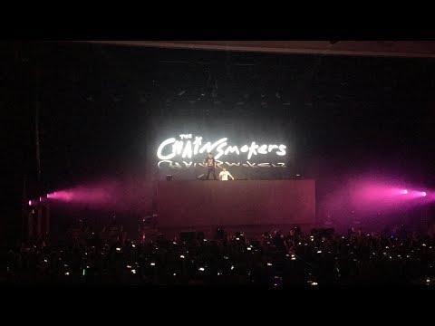 The Chainsmokers - Live in Busan Full HD (체인스모커스 현대카드 컬처프로젝트 26)