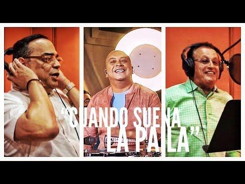 """MEINL Percussion - Diego Gale, Gilberto Santa Rosa & Ismael Miranda - """"Cuando Suena La Paila"""""""