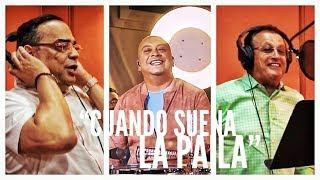 MEINL Percussion - Diego Gale, Gilberto Santa Rosa &amp Ismael Miranda - &quotCuando Suena ...