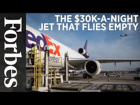 The Empty FedEx Flight That Costs $30K | Forbes