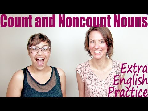 Basic Grammar: Count And Noncount Nouns