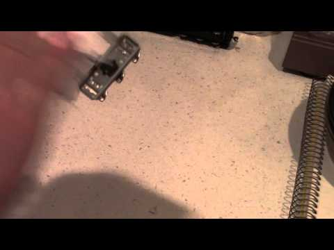Cleaning your model trains and track