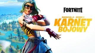 Fortnite, rozdział 2 – sezon 1 | Karnet bojowy: zwiastun rozgrywki