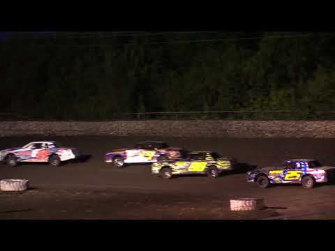 July 6th 2018 RPM Speedway Factory Stocks Heat 3
