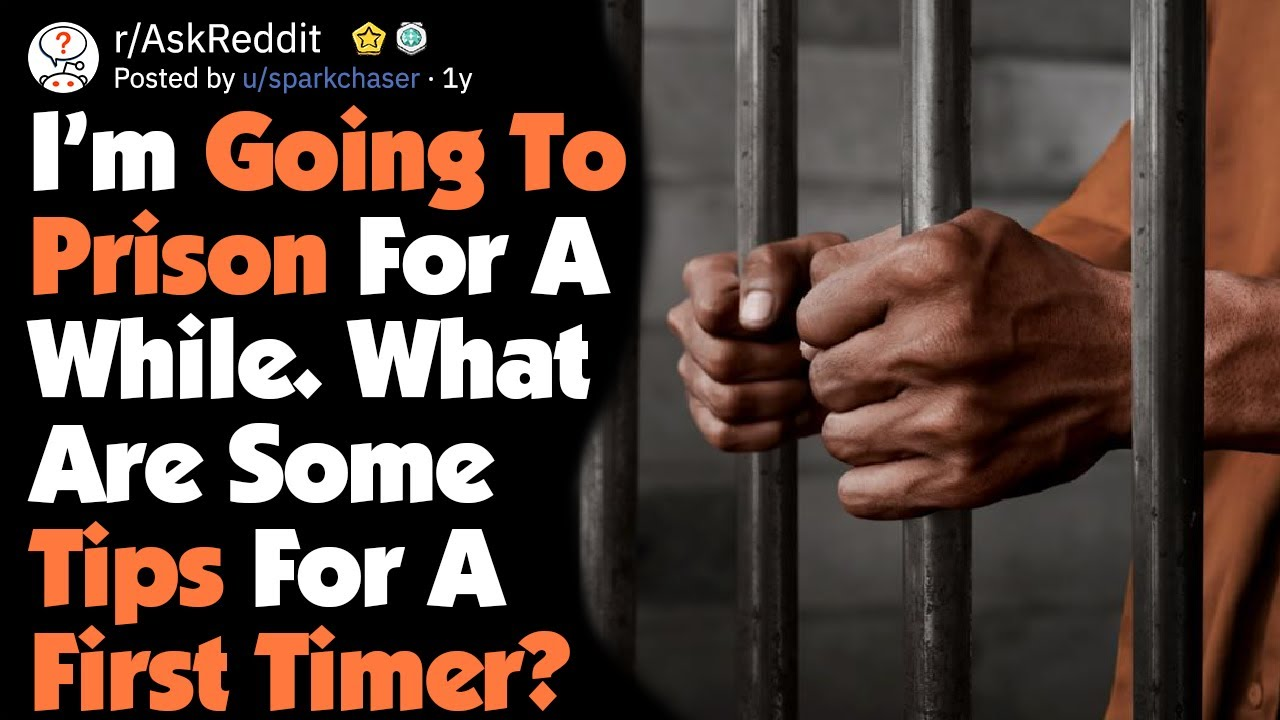 what can i take to prison
