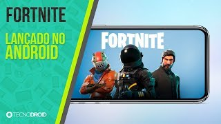 Official! Fortnite for Android has finally been released, see how to download